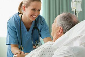 Услуги персонала хостела больных