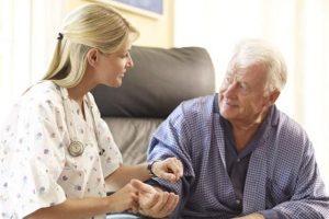 Специализированный пансионат для пожилых людей