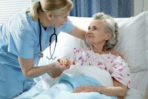 Дом престарелых для одиноких пенсионеров
