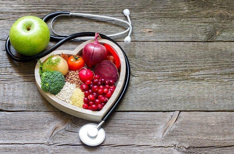 диета полезная для сердца и сосудов
