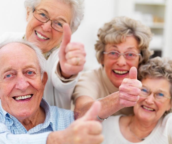 дом отдыха для престарелых