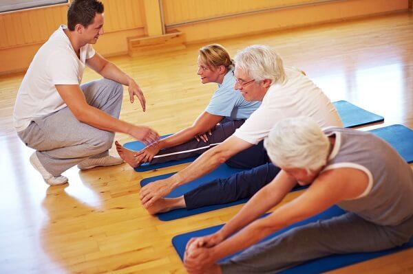 правильная реабилитация при остеохондрозе