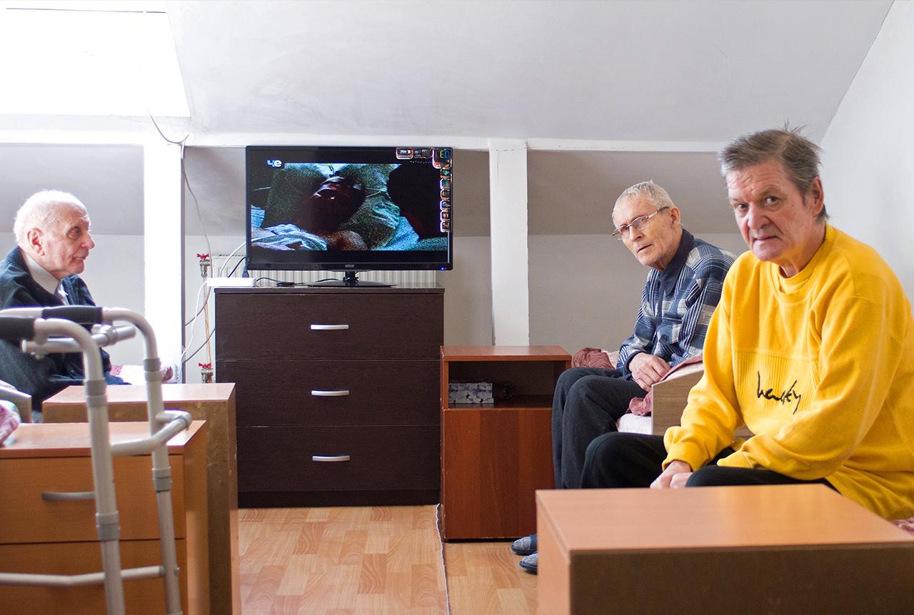 частный пансионат в Запорожье