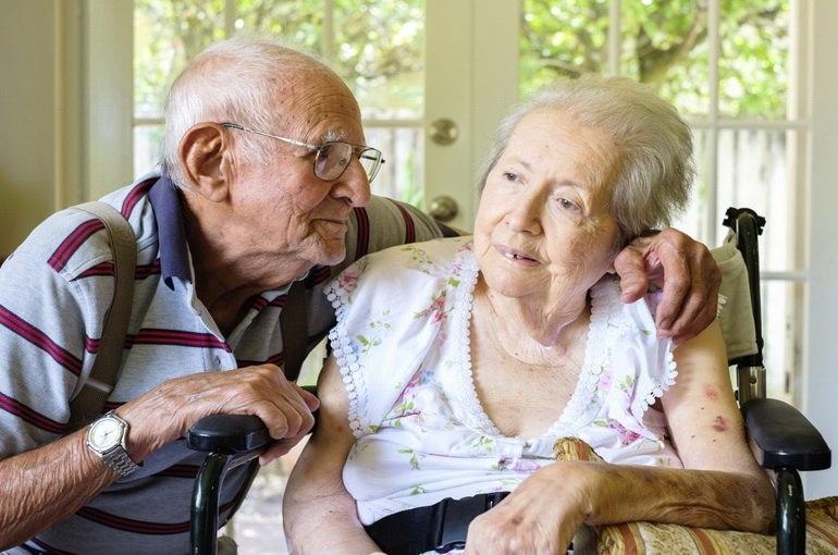 пансион для больных Альцгеймера