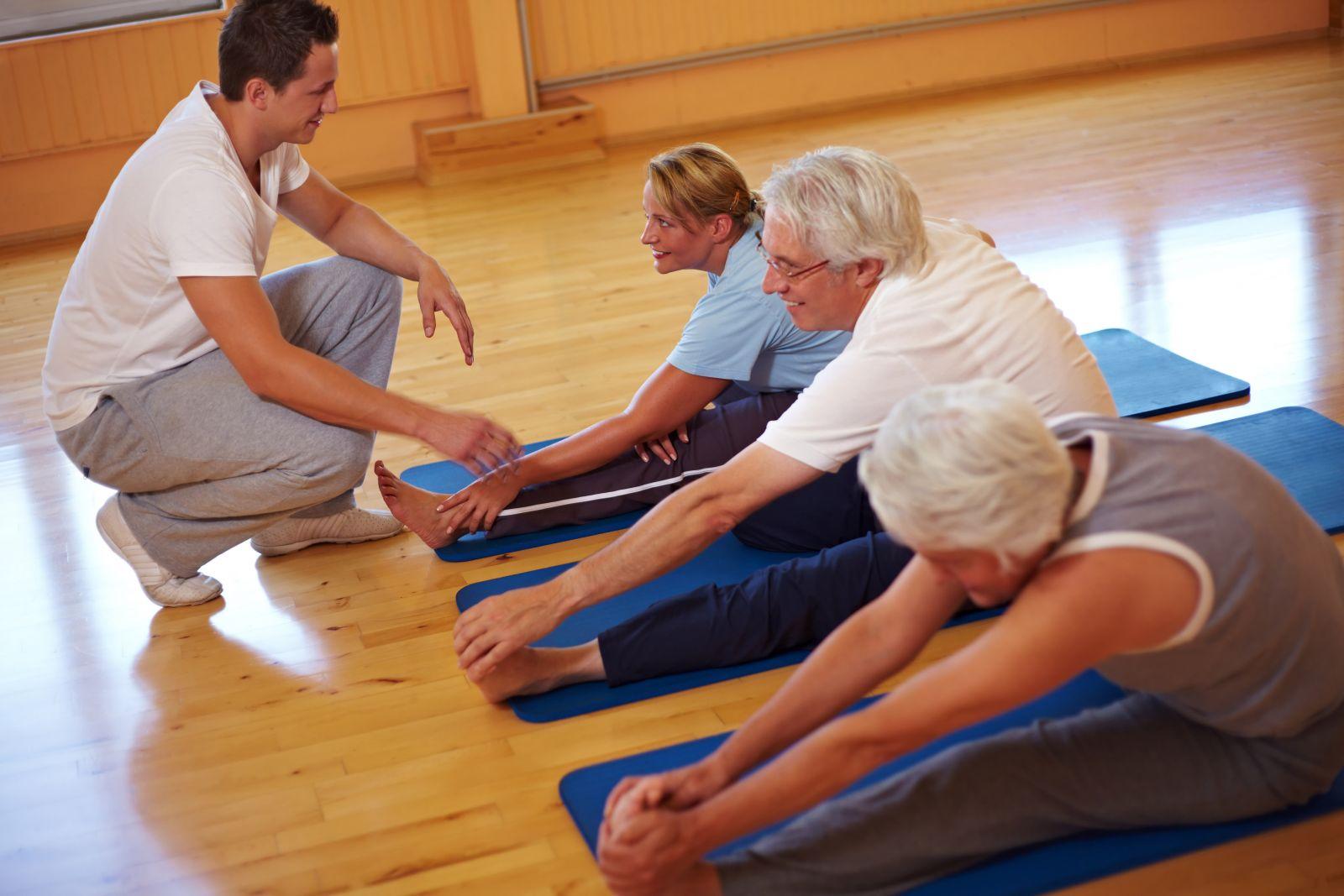 Силовая гимнастика в домашних условиях для пожилых пансионат для пожилых людей с деменцией владивосток