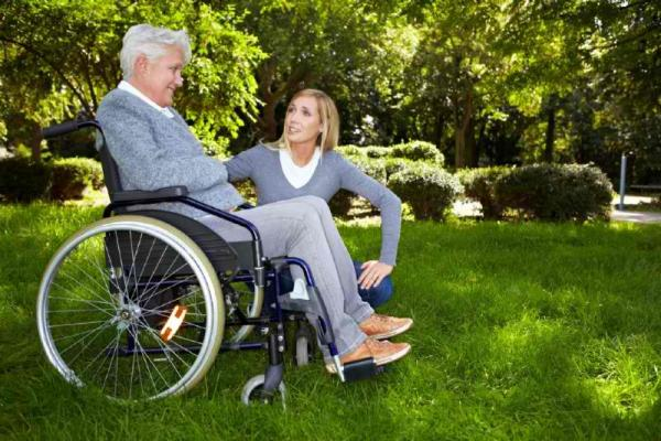 уход за инвалидом колясочником