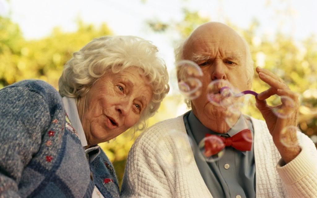 будни пенсионеров