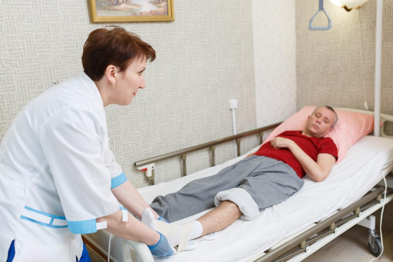 реабилитация в пансионате при склерозе