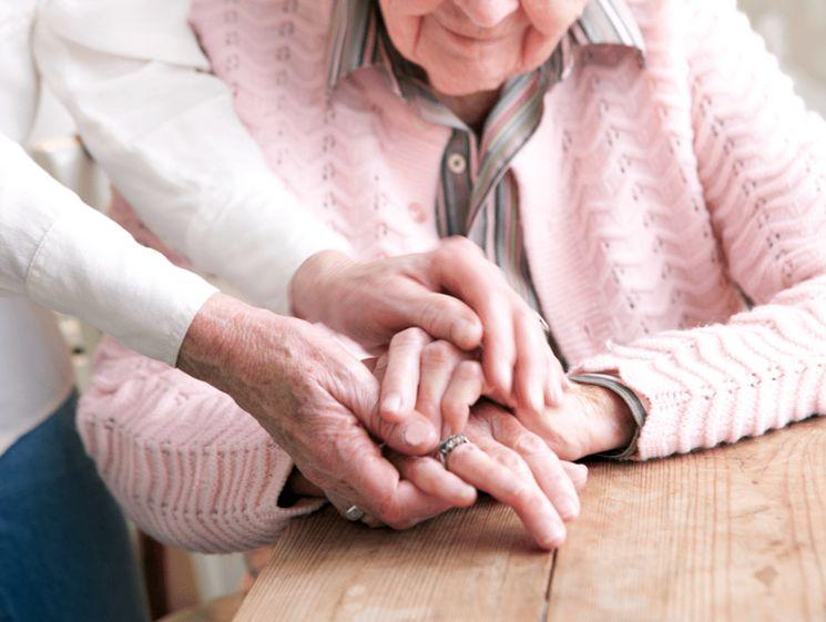 опекунство над пожилым