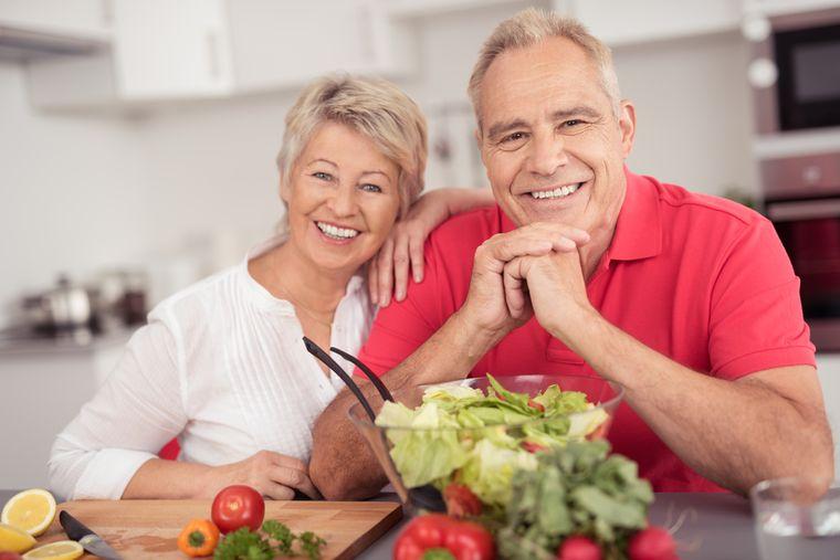 приготовление пищи в пансионате для пожилых