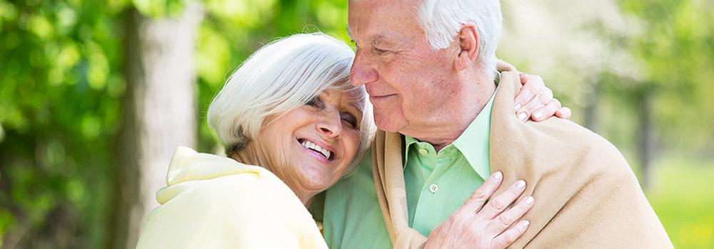 дружба пожилых людей