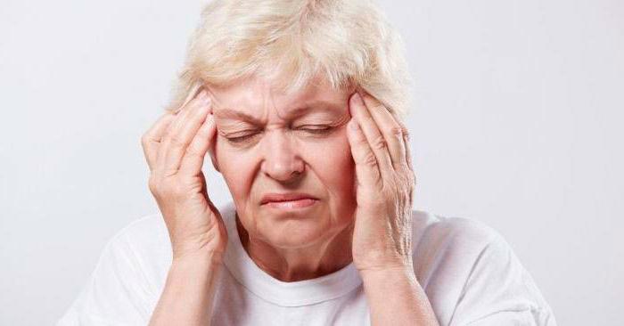 невроз у пожилого