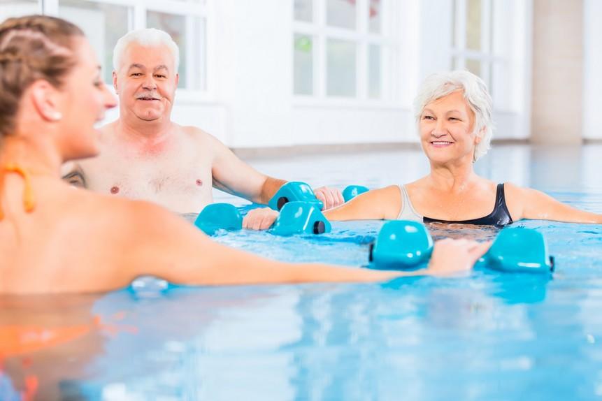 занятия в бассейне при заболеваниях сердца