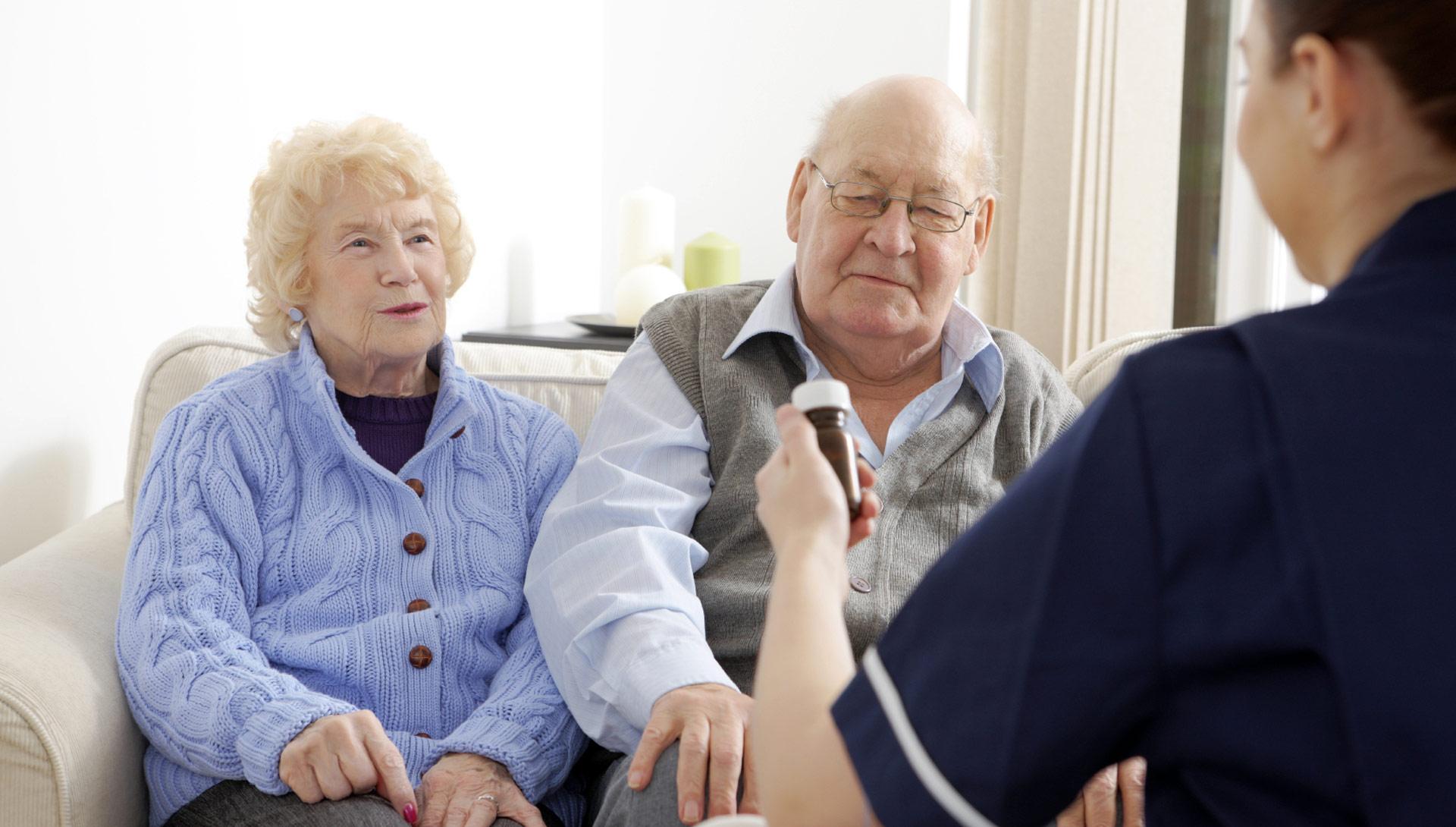 уход за пенсионером старше 80