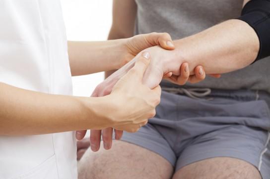 массаж после перелома