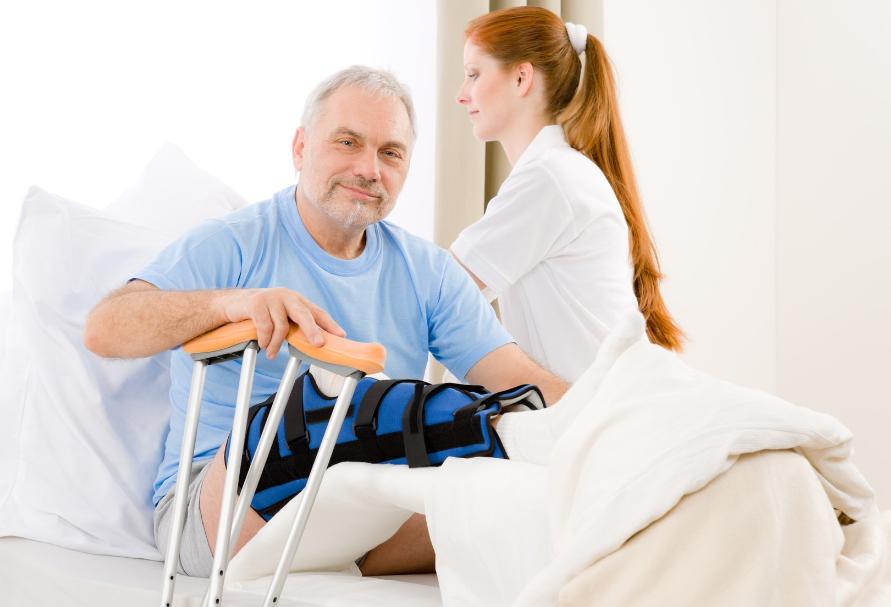 восстановление после травмы