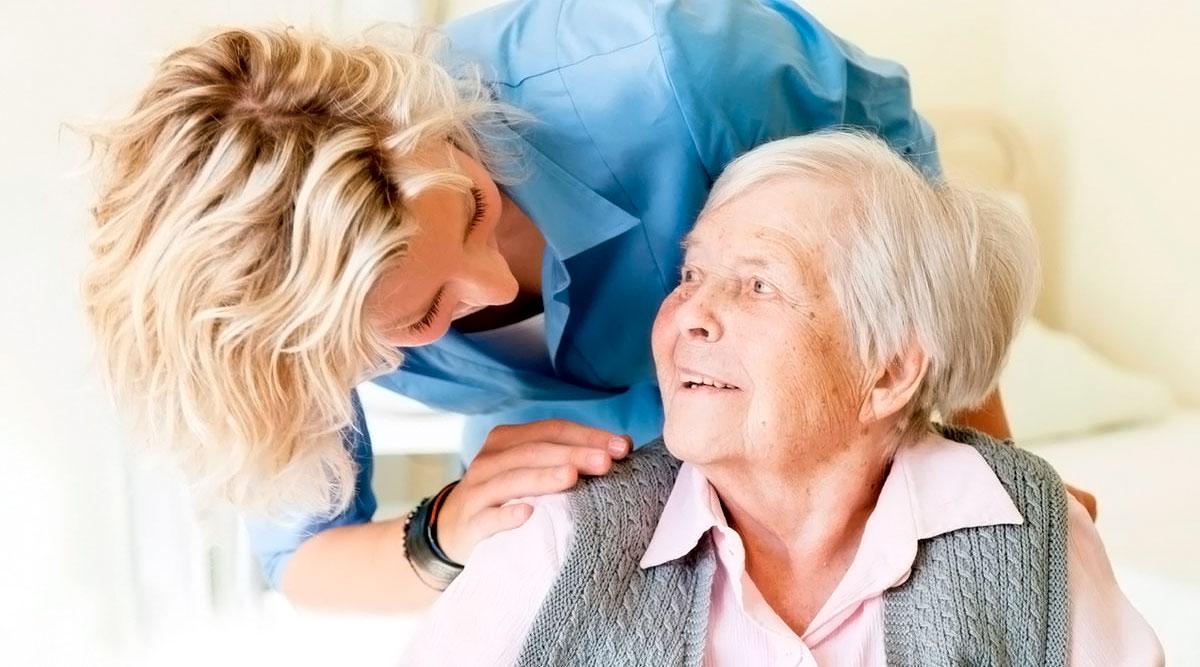 забота за престарелыми