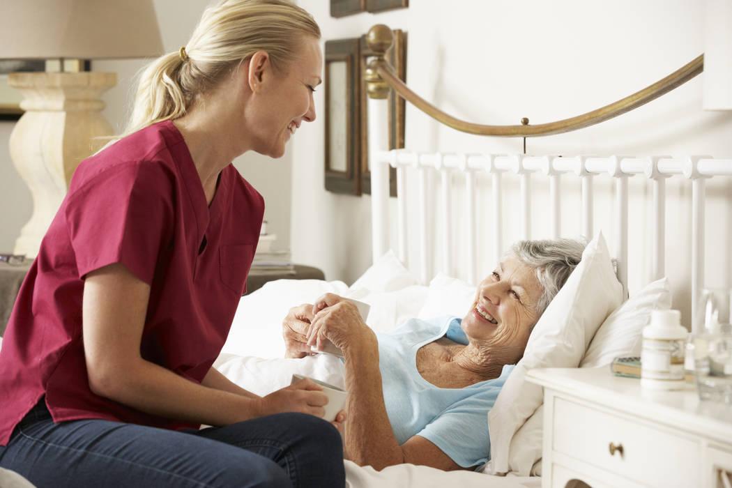 забота о лежачем больном