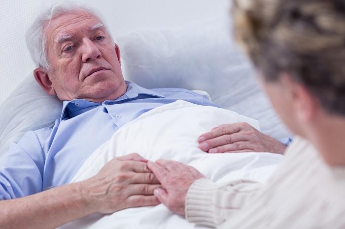 посещение лежачего больного