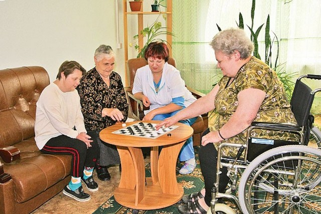недорогой дом престарелых