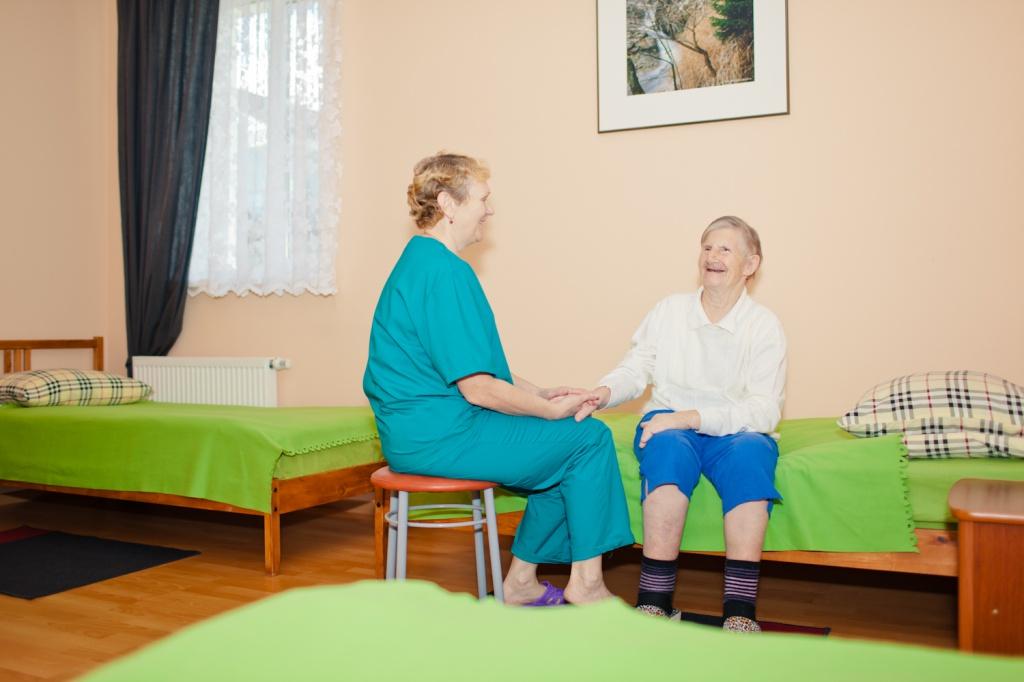 проживание в пансионате для пожилых